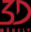 3D műhely Logo